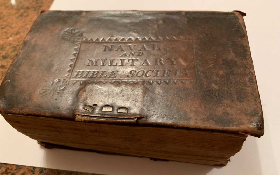 First Edition NMBS Bible